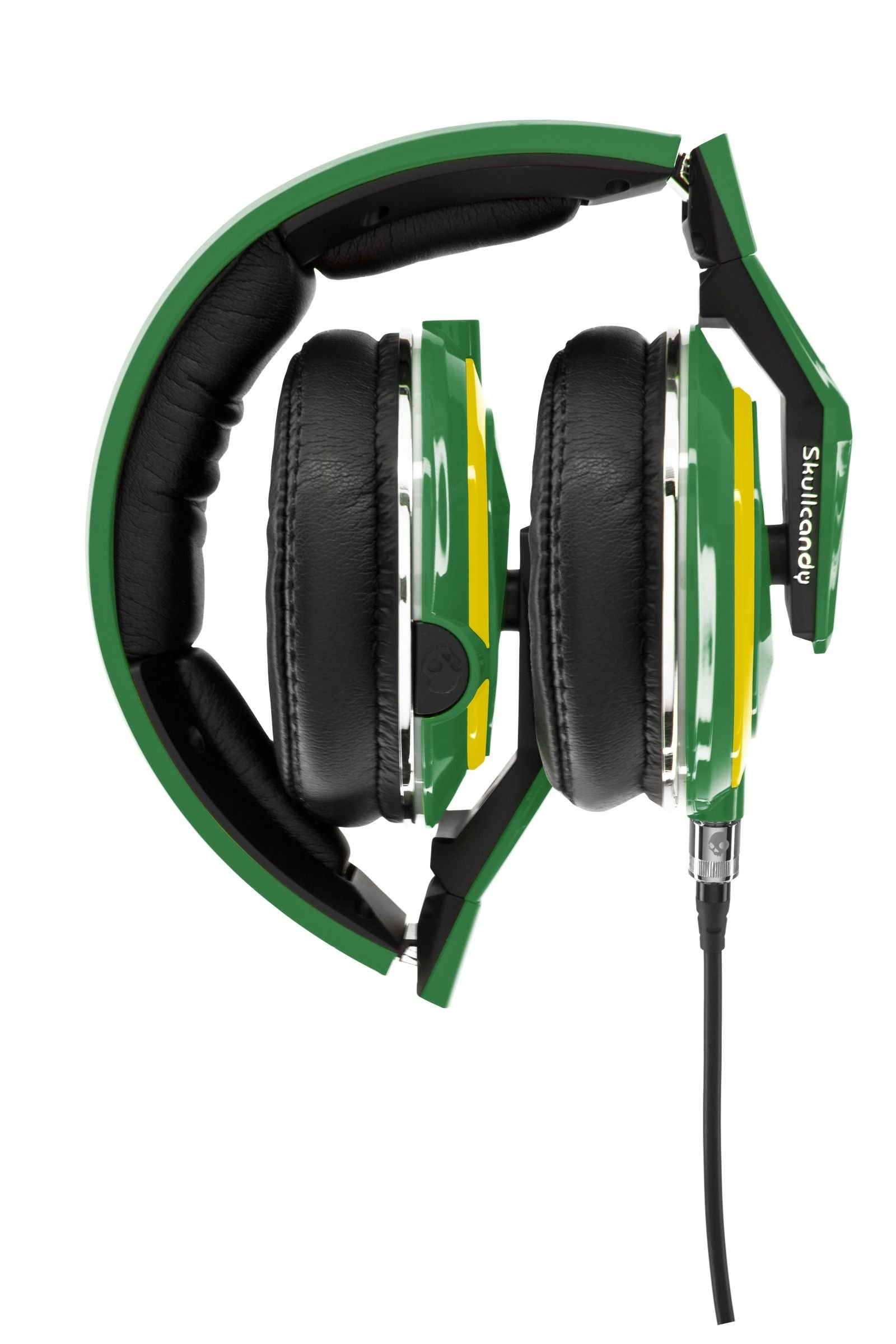 Skullcandy Mix Master Headphones with DJ Capabilities and 3 Button Mic, NBA Boston Celtics by Skullcandy (Image #5)