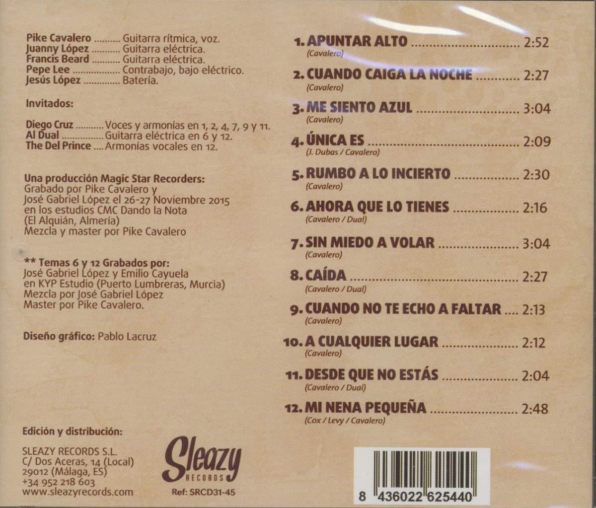 PIKE CAVALERO - Sin Miedo A Volar - Amazon.com Music