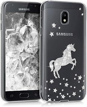 kwmobile Funda compatible con Samsung Galaxy J3 (2017) DUOS ...