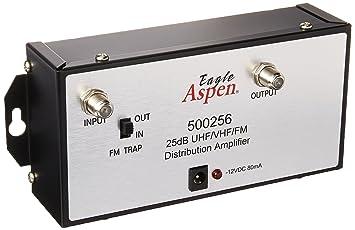 Eagle EASDISTAMP25GX 500256 Distamp 25GX 25dB Distribution Amplifier