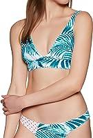 Rip Curl Paradise Palm Revo Halter - Pantalones de bikini para mujer