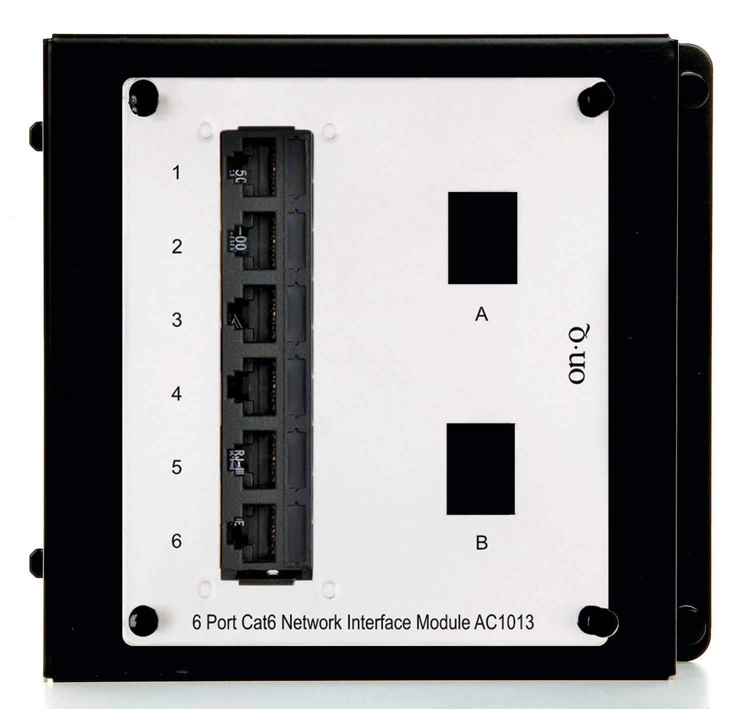 Cat 6 Wiring Diagram For Wall Plates Legrand 44 Network Jack Sl1500 On Q Ac1015 12port Interface Module
