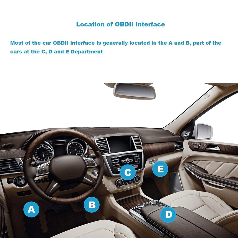Benzine Green Plug and Drive Eco OBD2 Economie Performance Optimisation du circuit dalimentation