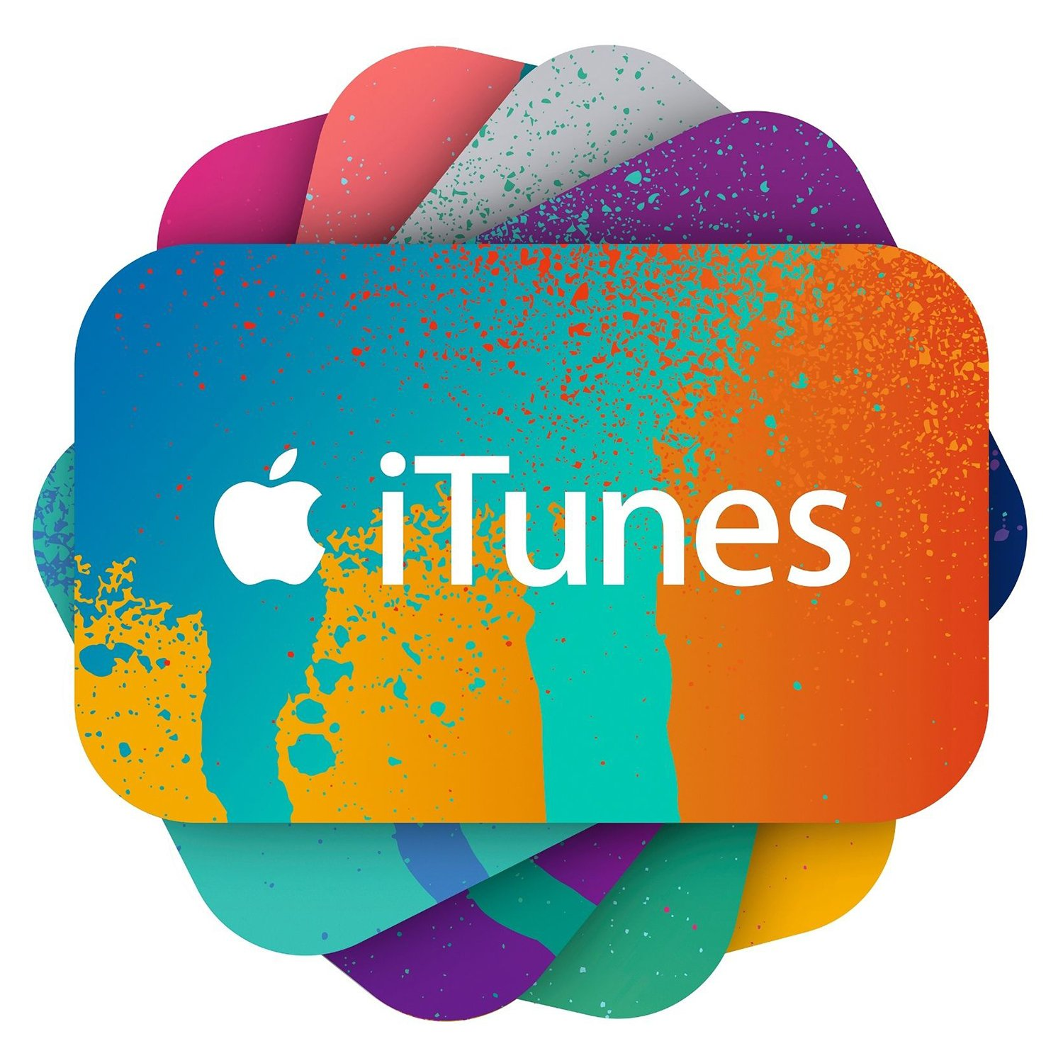 Itunes Gift Card Multipack (Pack of 4)