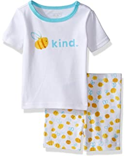 d2891e8f9b The Children s Place Baby Girls  2-Piece Short Pajama Set