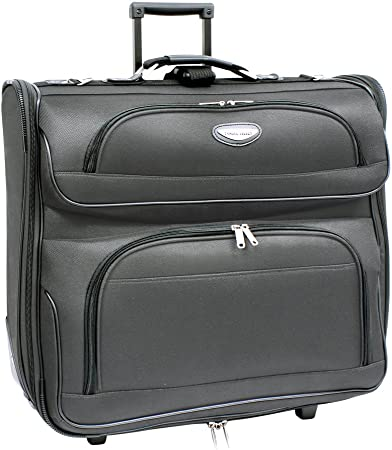 Traveler's Choice Rolling Spacious Luggage