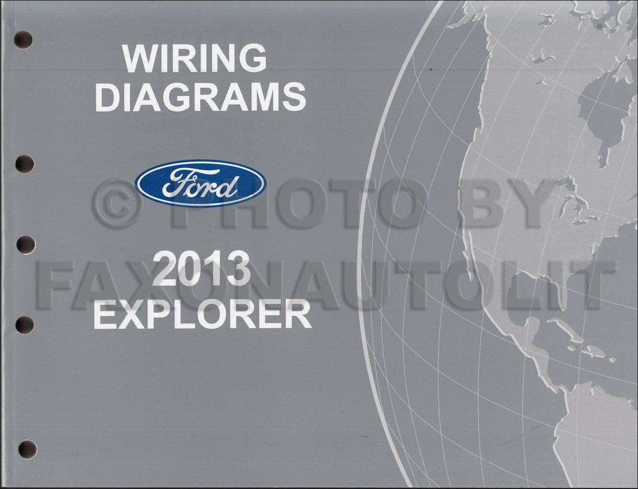 2013 ford explorer wiring diagram manual original ford ford explorer stripe kits ford explorer wiring #8