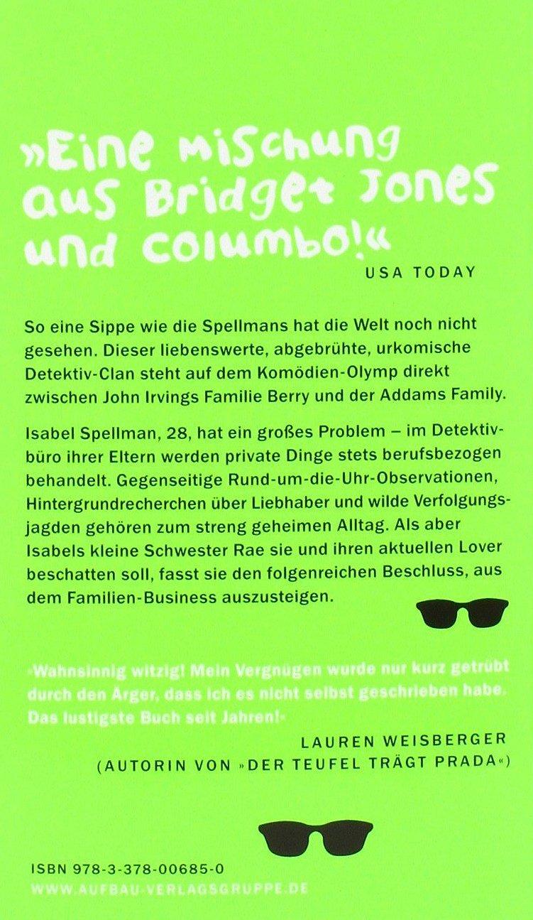 Little Miss Undercover: Ein Familienroman (Familie Spellman ermittelt 1) (German Edition)