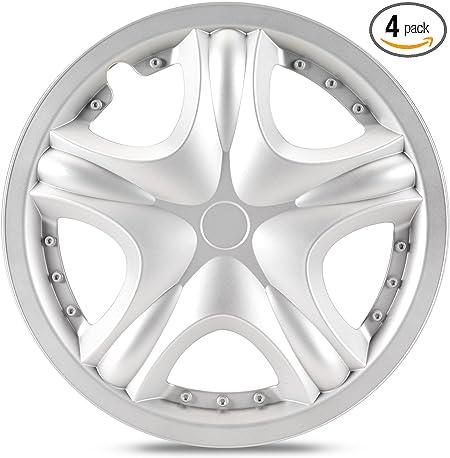 Pack of 1 Bottari 18448/Alabama 16/Inch Wheel Trim