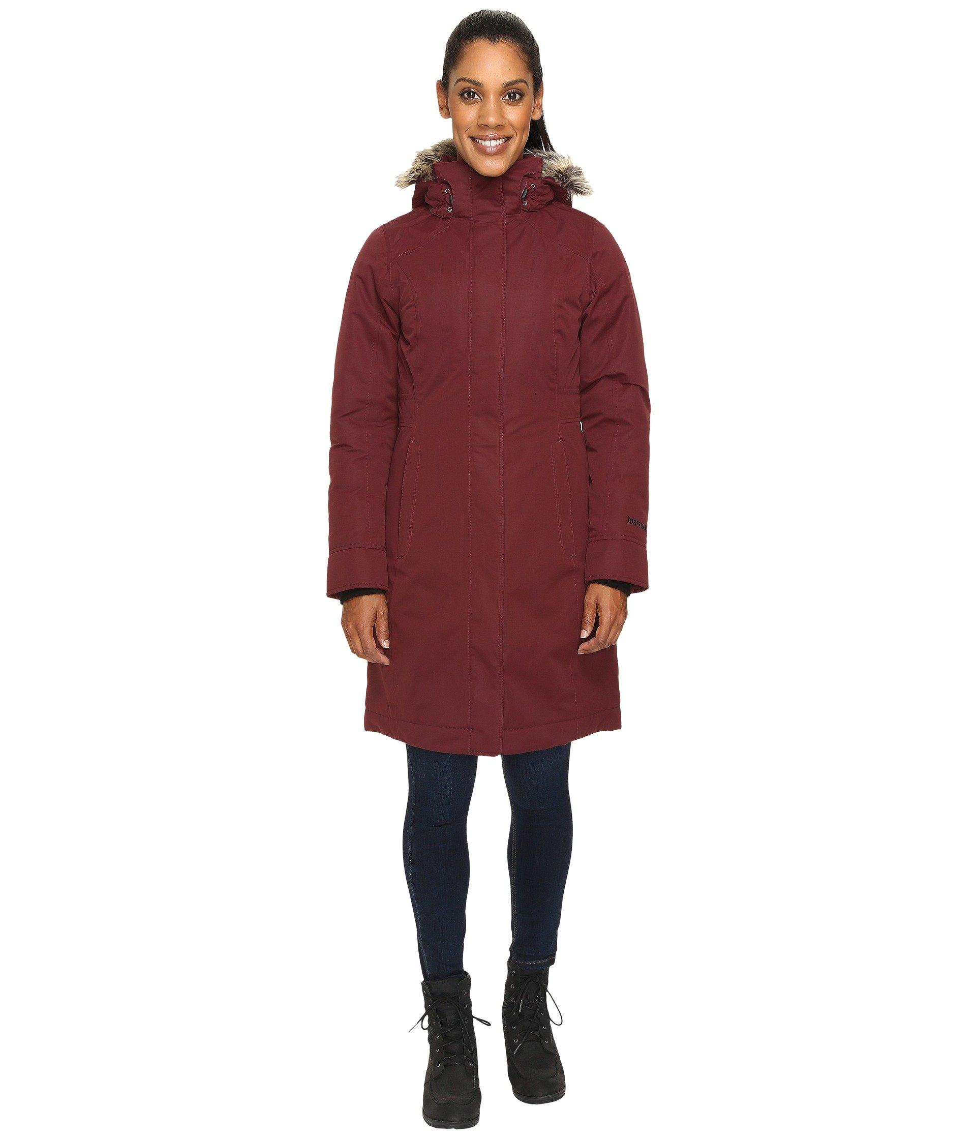 Marmot Chelsea Down Coat for Women, 76560 (X-Large, Port Royal)