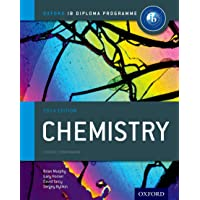 Ib course book: chemistry. Per le Scuole superiori. Con espansione online: Oxford Ib Diploma Program (IB Science 2014)