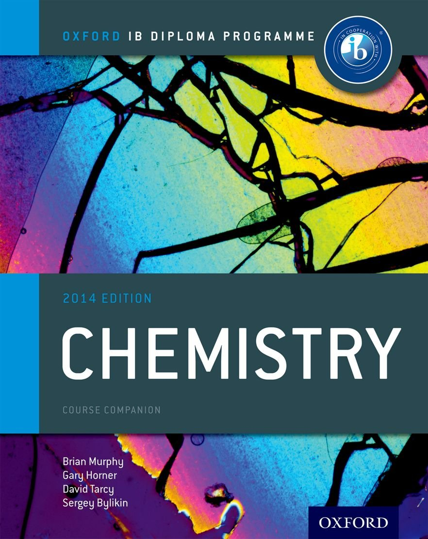 IB Chemistry Course Book: 2014 For the IB Diploma: Sergey