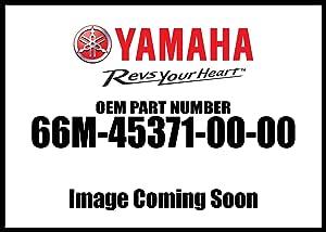 Yamaha 66M-45371-00-00 Tab-Trim; 66M453710000 Made by Yamaha
