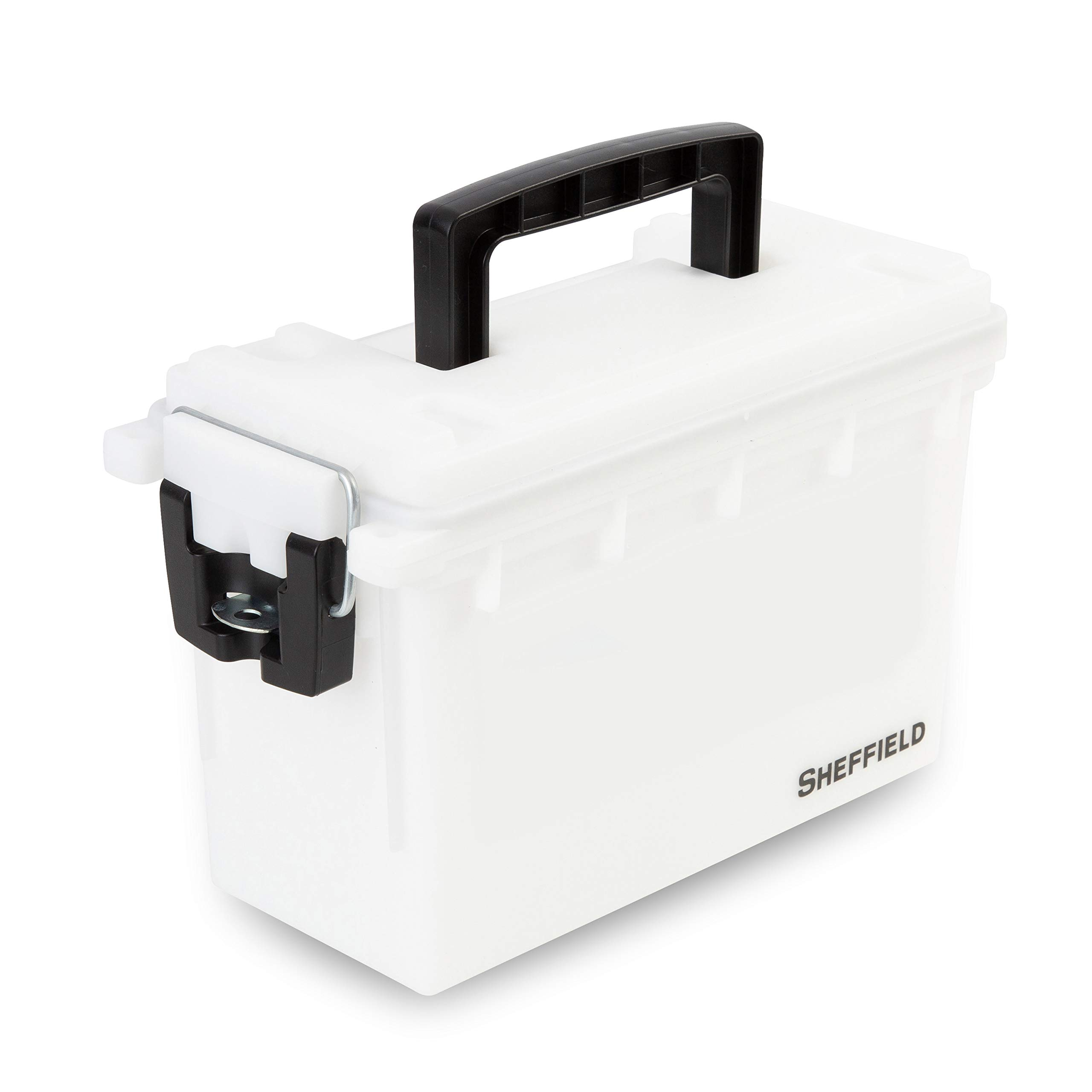 Sheffield 12634 Field Box- Artic White