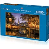 Gibsons Twilight Reflections Jigsaw Puzzle (2000 Pieces)