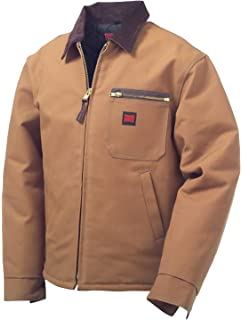 Tough Duck Men S Quilt Lined Work Jacket Amazon Ca Sports Outdoors