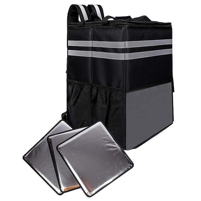 Top 8 Food Delivery Thermal Bag Pack
