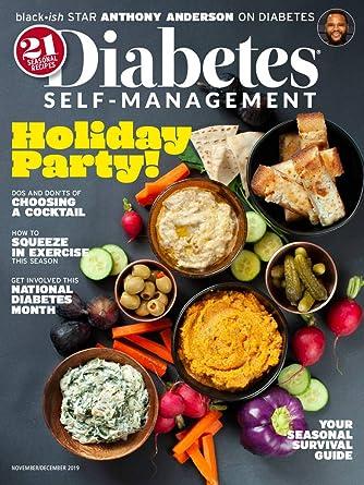 Diabetes Self Management Amazon Com Magazines