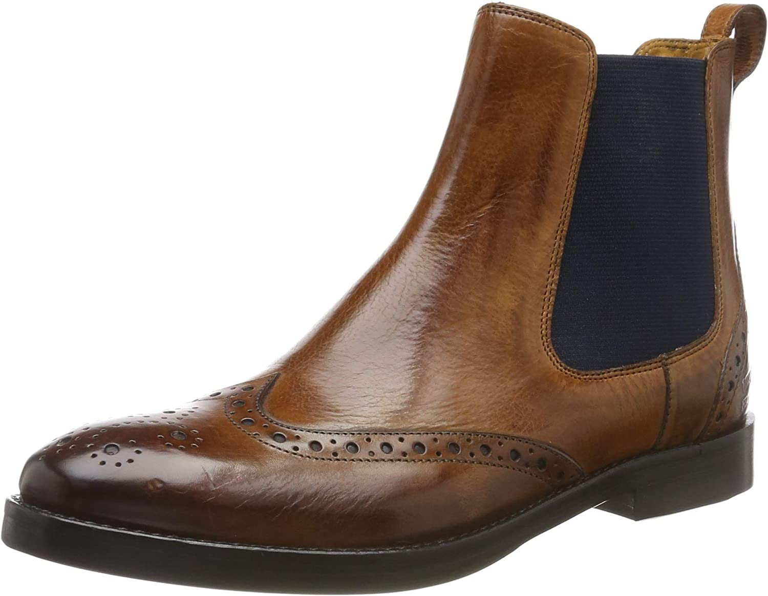 MELVIN & HAMILTON MH HAND MADE SHOES OF CLASS Amelie 5, Bottes Chelsea Femme