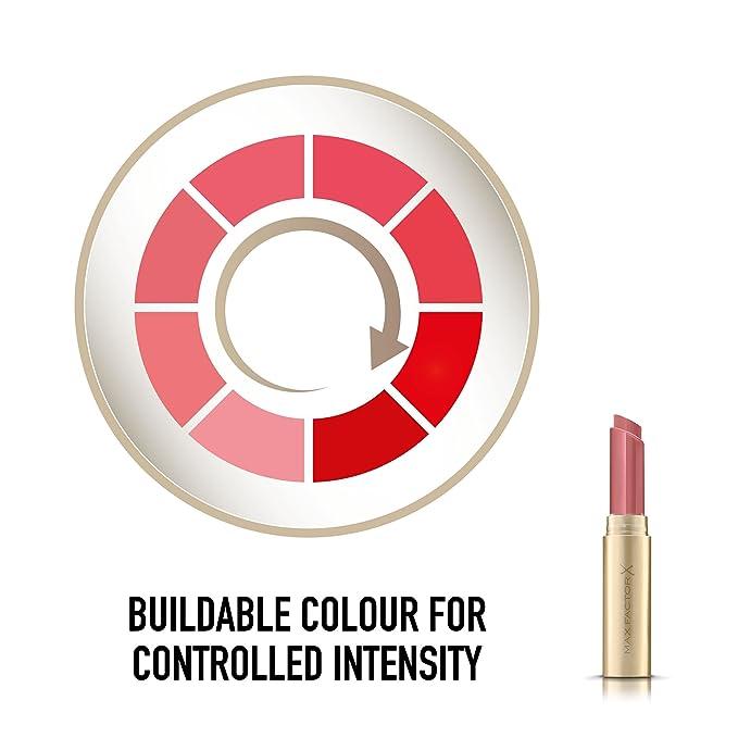 Max factor color Elixir intensifying balm lip color, refinado Rose, 2,3 g: Amazon.es: Belleza