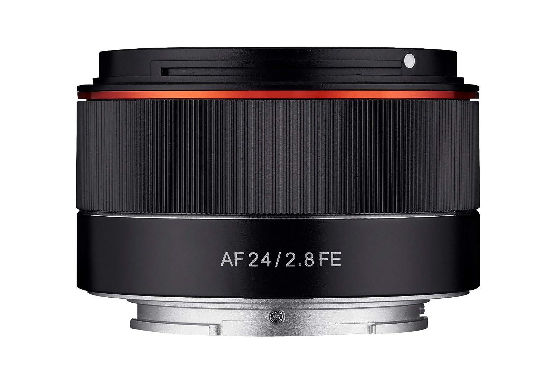 Samyang AF 24MM F2.8 Lens for Sony E (Black)