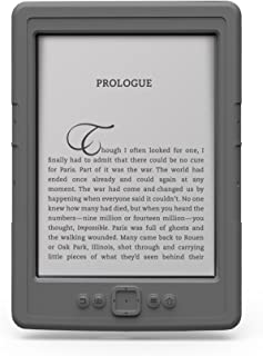 Marware SportGrip Silicone Skin Case for Kindle Cover, White (does not fit Kindle Paperwhite or Touch)