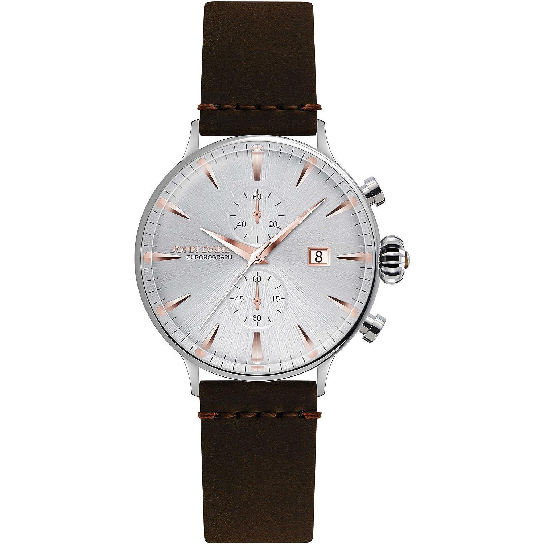 Uhr Chronograph Herren John Dandy Casual Cod. jd-2608 m-16