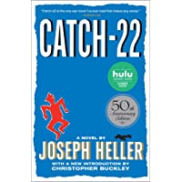Catch-22 50th Edition by Joseph Heller, Christopher Buckley - Paperback