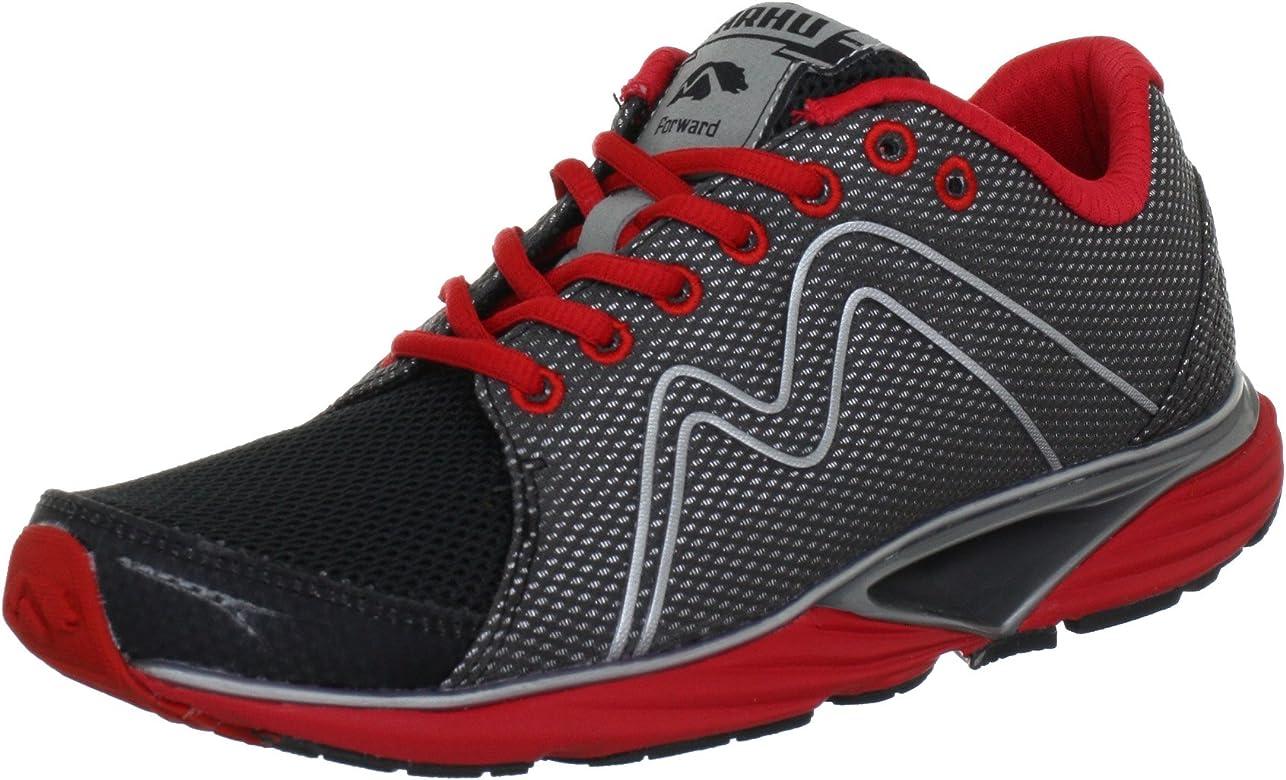 Karhu Forward 3 F100083 - Zapatillas de Correr de Tela para Hombre, Color Negro, Talla 44.5: Amazon.es: Zapatos y complementos