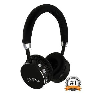 Puro Sound Labs, The Healthy Ear Headphone, Kids Volume Limiting Bluetooth Wireless Headphones