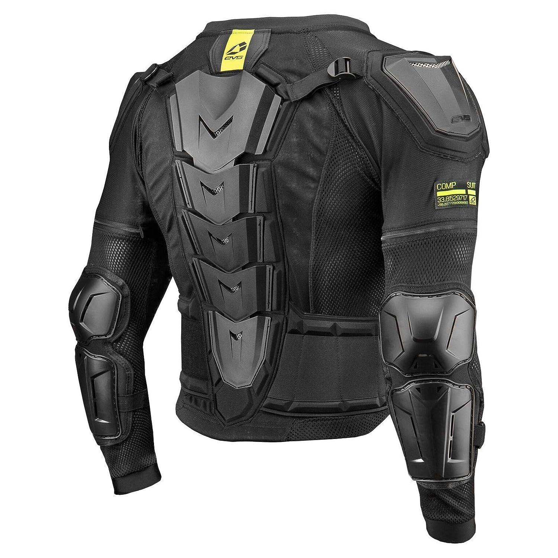 Black, XX-Large EVS Sports Mens Comp Suit
