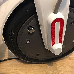 Qiilu 10 piezas TR161 de metal perno en válvula de neumático ...