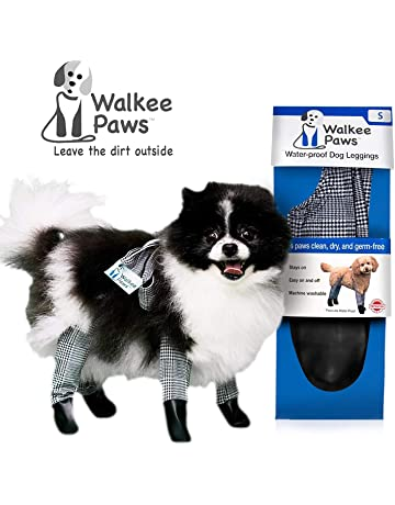 78dc839545eb Walkee Paws Waterproof Dog Leggings - Keep Your Dog s Feet Clean and Dry  Without The Hassle
