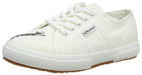 Sneakers beige per bambina Up4Sr2t