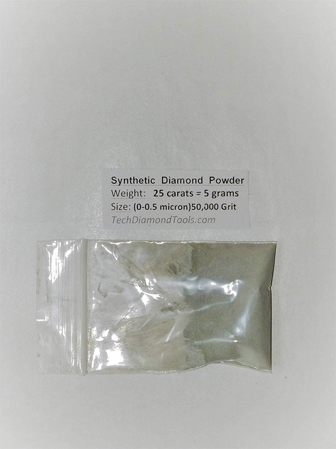 Diamond Powder Polishing size from 20000 to 320 Grit Mesh 50Cts.10g @
