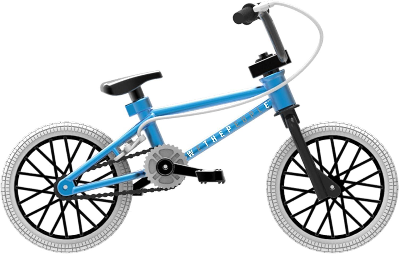 Tech Deck Bmx Finger Bike Wethepeople White Blue Series 5 Action Toy Figures Amazon Canada