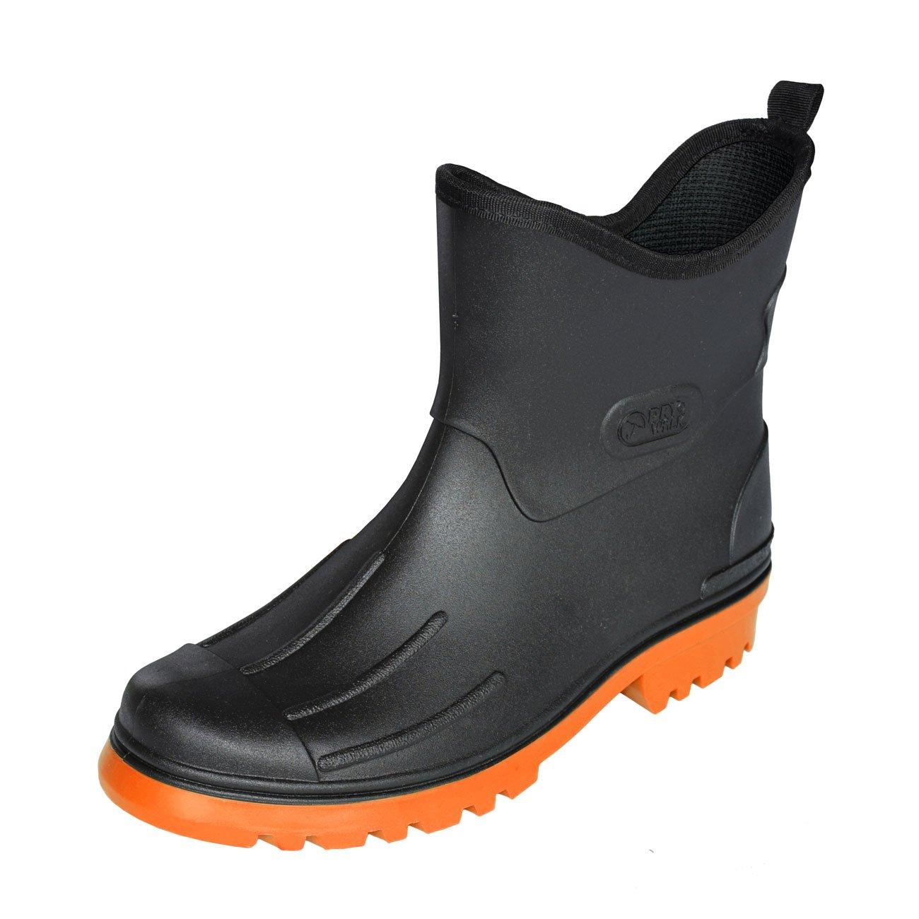 Bockstiegel Hombre Joven Peter PVC – Botas de Goma Negro con Farbiger Suela product image