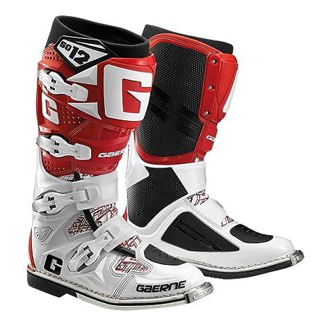 12 Stivali Unisex Sg Biancorosso 45 Da Motocross Gaerne BgWqRIR