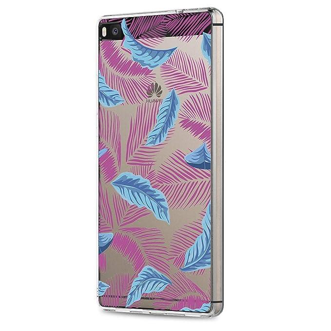Funda Huawei P8 Funda Gel Silicona Case Ultra Slim Carcasa ...