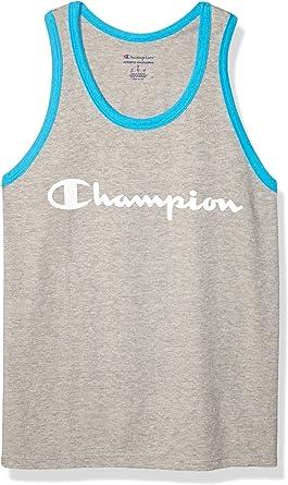 Champion Mens Classic Jersey Graphic Tank