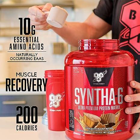 Bsn Syntha-6 2.27Kg Cookies & Cream