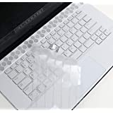 Lapogy Keyboard Cover Skin for 2019 Dell Alienware M15 R2 15.6 inch Gaming Laptop Accessories, Ultra Thin TPU Keyboard Protec