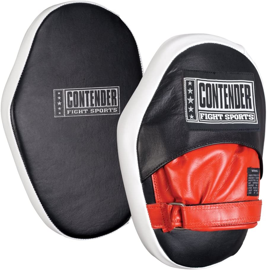 Contender Fight Sports Leather Punch Mitts, 11 inches