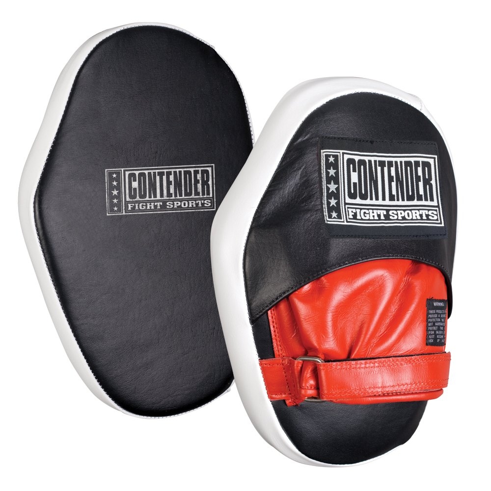 Contender Fight Sports Leather Punch Mitts