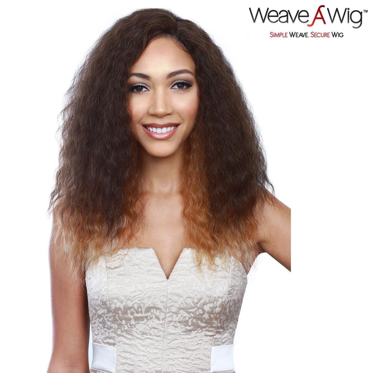 Amazon Bobbiboss Synthetic Hair Weave A Wig Amelia 1b Off