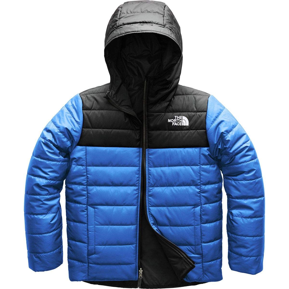 9461ce879 The North Face Boys Reversible Perrito Jacket - Turkish Sea - XXS ...