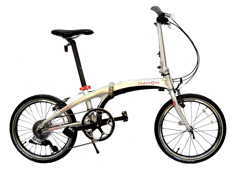 Dahon Vigor P9 - Bicicleta Plegables, Rueda 20 in, Color Negro: Amazon.es: Deportes y aire libre