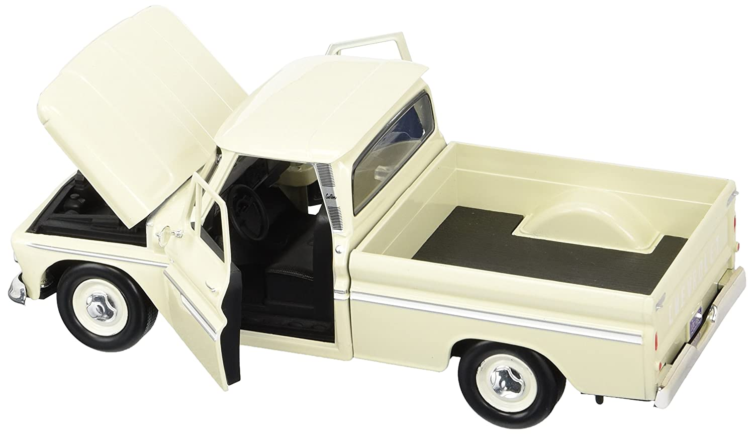 124 1966 Chevy C10 Fleetside Pickup Toys Games 1957 Bel Air Coloring Pages