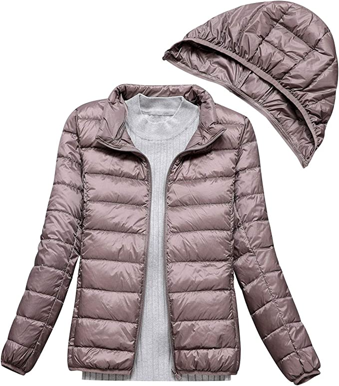 giacca donna piumino leggero primaverile