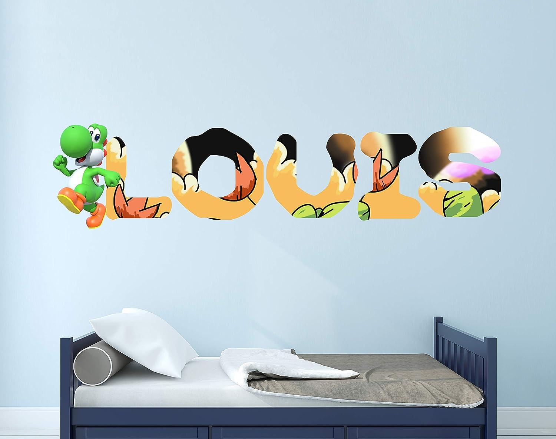 Shrek Wall Decal 3D Art Stickers Vinyl Room Bedroom Mural Kids Nursery